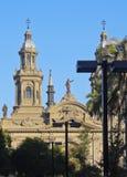 καθεδρικός ναός Χιλή de Σαν&t Στοκ Εικόνες