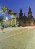 καθεδρικός ναός Χιλή de Σαν&t Στοκ εικόνα με δικαίωμα ελεύθερης χρήσης