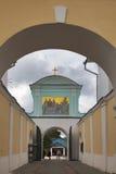 Καθεδρικός ναός χριστιανισμού στη Ρωσία, πόλη Kostroma, μοναστήρι Ipatievsky, λίκνο του σπιτιού Romanovs Στοκ φωτογραφία με δικαίωμα ελεύθερης χρήσης