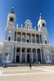 Καθεδρικός ναός Almudena Καθεδρικός ναός Archdiocese της Μαδρίτης Στοκ Φωτογραφίες