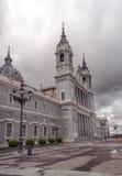 Καθεδρικός ναός Almudena Στοκ Εικόνες