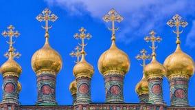 Καθεδρικός ναός Annunciation και ο καθεδρικός ναός αρχαγγέλων Στοκ εικόνες με δικαίωμα ελεύθερης χρήσης