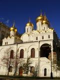 Καθεδρικός ναός Annunciation, Μόσχα Κρεμλίνο, Ρωσία Στοκ φωτογραφία με δικαίωμα ελεύθερης χρήσης