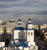 Καθεδρικός ναός annunciation στο Κρεμλίνο, kazan, Ρωσική Ομοσπονδία Στοκ Εικόνες