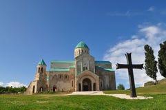 Καθεδρικός ναός Bagrati σε Kutaisi, Γεωργία Στοκ εικόνες με δικαίωμα ελεύθερης χρήσης