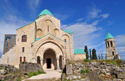 Καθεδρικός ναός Bagrati σε Kutaisi, Γεωργία Στοκ Εικόνες