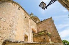 Καθεδρικός ναός Castelvetrano, νησί της Σικελίας Στοκ Εικόνα