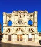 Καθεδρικός ναός Cuenca. Ισπανία Στοκ φωτογραφίες με δικαίωμα ελεύθερης χρήσης