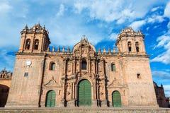 Καθεδρικός ναός Cusco Στοκ Φωτογραφία