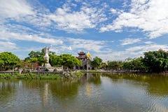 Καθεδρικός ναός Diem Phat Στοκ Εικόνες