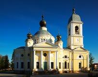 Καθεδρικός ναός Dormition myshkin Στοκ φωτογραφίες με δικαίωμα ελεύθερης χρήσης