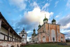 Καθεδρικός ναός Dormition Theotokos Στοκ Εικόνα