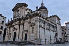 Καθεδρικός ναός Dubrovnik Στοκ Φωτογραφίες