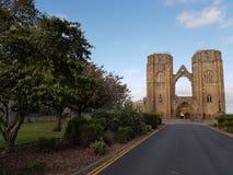 Καθεδρικός ναός Elgin στοκ φωτογραφία με δικαίωμα ελεύθερης χρήσης