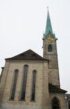 Καθεδρικός ναός Fraumuenster Στοκ Εικόνες
