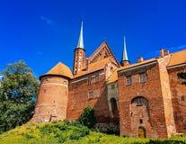 Καθεδρικός ναός Frombork Στοκ εικόνα με δικαίωμα ελεύθερης χρήσης