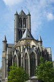 Καθεδρικός ναός Gent Στοκ Φωτογραφία
