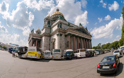 καθεδρικός ναός Isaac s Άγιος Στοκ Φωτογραφίες