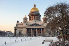 καθεδρικός ναός Isaac s ST Στοκ Εικόνα