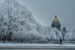 καθεδρικός ναός Isaac s ST Στοκ φωτογραφίες με δικαίωμα ελεύθερης χρήσης