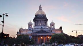 καθεδρικός ναός Isaac ST Στοκ Εικόνα