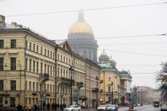 Καθεδρικός ναός Issakievsky Στοκ φωτογραφία με δικαίωμα ελεύθερης χρήσης