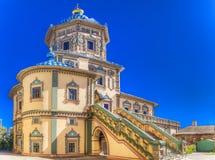 Καθεδρικός ναός Kazan Ρωσία του Peter Paul Στοκ Φωτογραφία