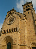Καθεδρικός ναός Luxenbourgh Στοκ φωτογραφία με δικαίωμα ελεύθερης χρήσης