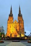 καθεδρικός ναός Mary s ST Σύδνεϋ Στοκ Φωτογραφίες
