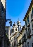 Καθεδρικός ναός Montefiascone Στοκ φωτογραφία με δικαίωμα ελεύθερης χρήσης