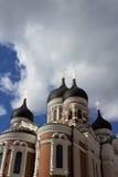 καθεδρικός ναός nevsky Ταλίν τ&omicr Στοκ Εικόνα