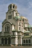 καθεδρικός ναός nevsky ST του Α&la Στοκ φωτογραφία με δικαίωμα ελεύθερης χρήσης