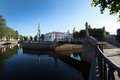 καθεδρικός ναός Nicholas ST Στοκ φωτογραφία με δικαίωμα ελεύθερης χρήσης