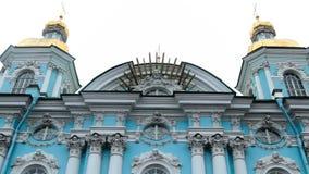 καθεδρικός ναός Nicholas ST απόθεμα βίντεο