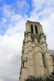 Καθεδρικός ναός notre-κυρίας, Παρίσι, Γαλλία Στοκ Εικόνα