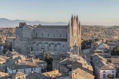 Καθεδρικός ναός Orvieto Στοκ Εικόνες