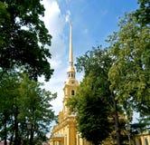 καθεδρικός ναός Paul Peter Στοκ εικόνα με δικαίωμα ελεύθερης χρήσης