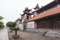 Καθεδρικός ναός Phà ¡ τ Diá» ‡ μ στην επαρχία Ninh Binh, Βιετνάμ Στοκ φωτογραφία με δικαίωμα ελεύθερης χρήσης