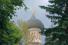 καθεδρικός ναός s ST βασιλικού Στοκ Φωτογραφίες