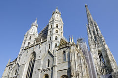 καθεδρικός ναός s ST stephen Βιέννη της Αυστρίας Στοκ Φωτογραφίες
