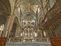 Καθεδρικός ναός Saluzzo Στοκ Φωτογραφίες