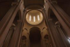Καθεδρικός ναός Sameba (ιερός καθεδρικός ναός τριάδας), Γεωργία Στοκ Εικόνες