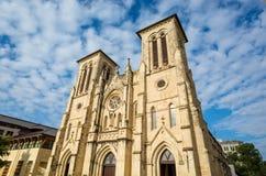 Καθεδρικός ναός San Antonio SAN Fernando Στοκ Εικόνες