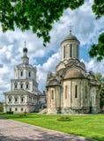Καθεδρικός ναός Spassky και εκκλησία του Michael ο αρχάγγελος Στοκ εικόνα με δικαίωμα ελεύθερης χρήσης