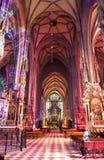 Καθεδρικός ναός Stephansdom, Wien, Αυστρία Στοκ εικόνα με δικαίωμα ελεύθερης χρήσης