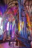 Καθεδρικός ναός Stephansdom, Wien, Αυστρία Στοκ Φωτογραφία