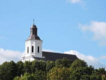 Καθεδρικός ναός Telsiai, Λιθουανία Στοκ Εικόνες