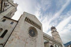 Καθεδρικός ναός Trento Στοκ Φωτογραφία