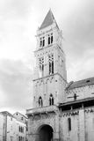Καθεδρικός ναός Trogir Στοκ εικόνα με δικαίωμα ελεύθερης χρήσης