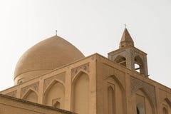 Καθεδρικός ναός Vank, Ισφαχάν, Ιράν Στοκ Εικόνες